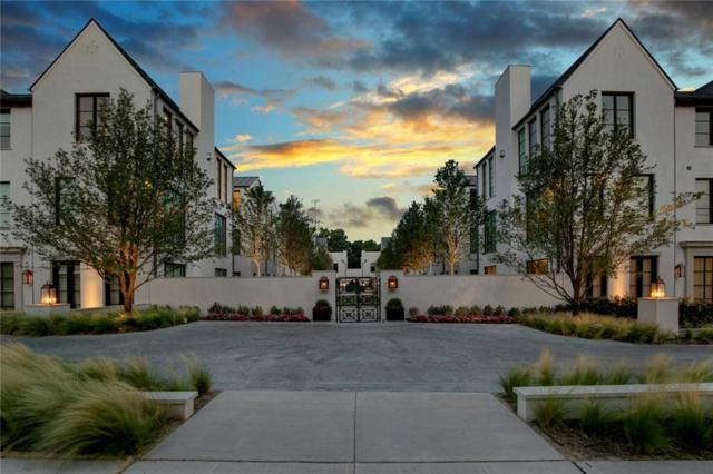 4502 Abbott Avenue #312, Highland Park, TX 75205 (MLS #13759118) :: Robbins Real Estate Group