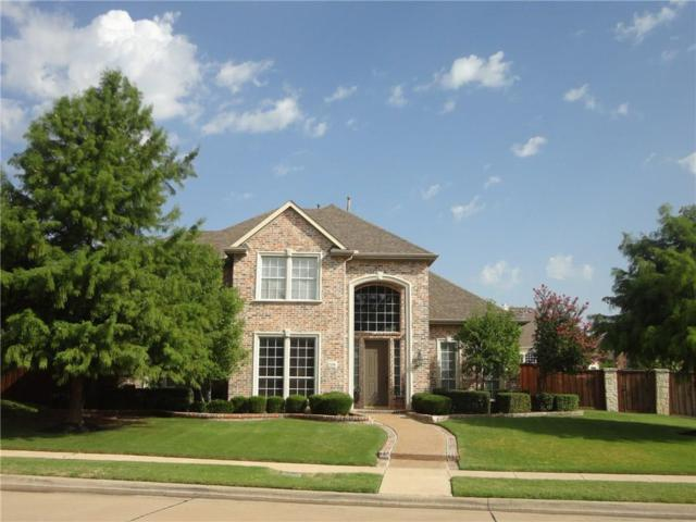 2298 Crystal Falls Drive, Frisco, TX 75034 (MLS #13759132) :: The Cheney Group