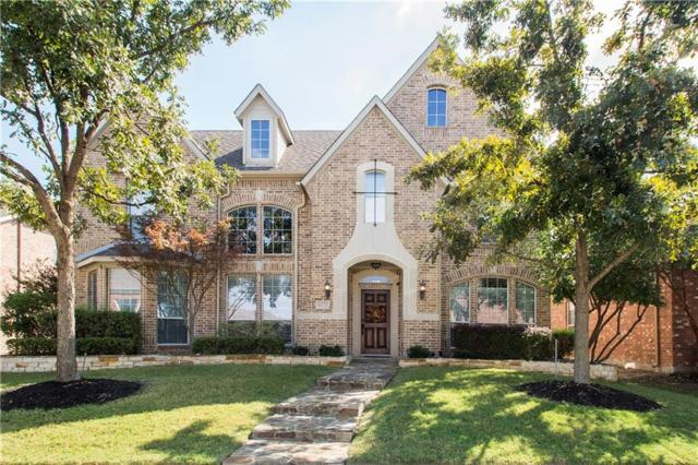 10737 Wilton Drive, Frisco, TX 75035 (MLS #13759190) :: RE/MAX Town & Country