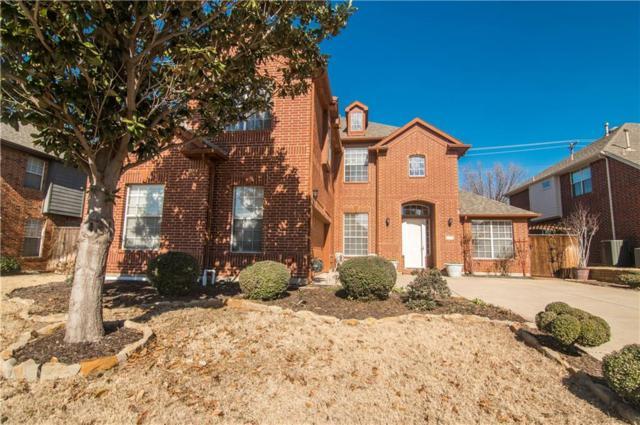 4220 Bonita Drive, Flower Mound, TX 75022 (MLS #13759207) :: The Holman Group