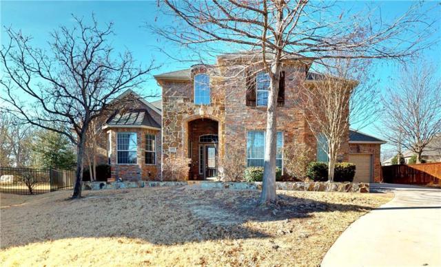 8571 Navisota Drive, Lantana, TX 76226 (MLS #13759237) :: Robinson Clay