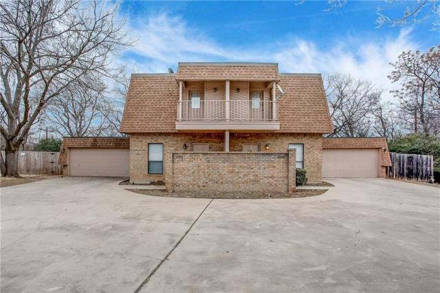 2100 Edwin Street, Fort Worth, TX 76110 (MLS #13759242) :: The Mitchell Group