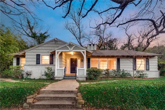4280 Shorecrest Drive, Dallas, TX 75209 (MLS #13759246) :: RE/MAX Town & Country