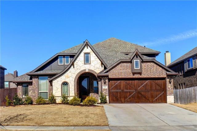 4311 Cobblestone Circle, Mansfield, TX 76063 (MLS #13759258) :: Team Hodnett