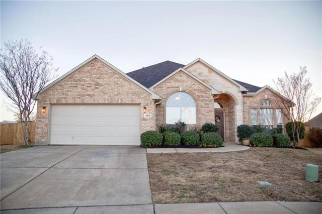 500 Roswell Lane, Arlington, TX 76002 (MLS #13759262) :: The Holman Group