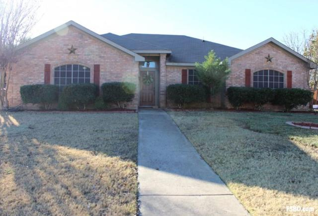 624 Whitetail Deer Lane, Crowley, TX 76036 (MLS #13759289) :: The Mitchell Group