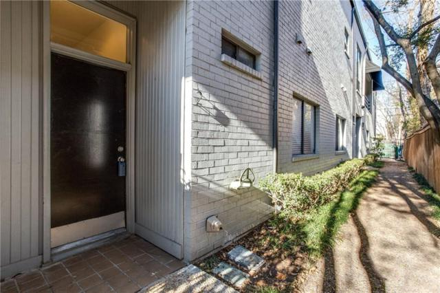 4030 Holland Avenue #2, Dallas, TX 75219 (MLS #13759296) :: RE/MAX Town & Country