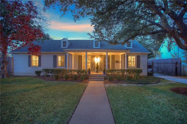 6110 Locke Avenue, Fort Worth, TX 76116 (MLS #13759349) :: Team Hodnett