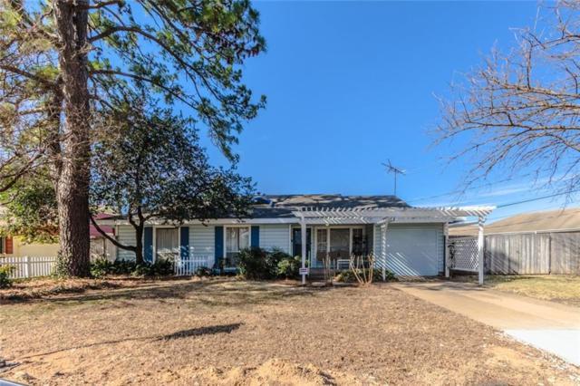 822 Woodrow Street, Arlington, TX 76012 (MLS #13759380) :: Team Hodnett