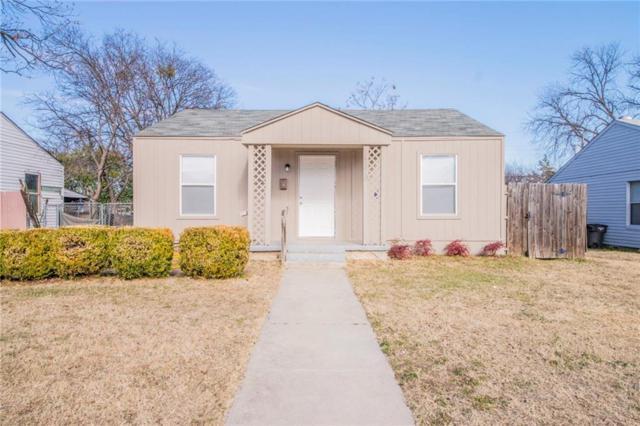 7660 Osbun Street, Fort Worth, TX 76116 (MLS #13759424) :: Robinson Clay
