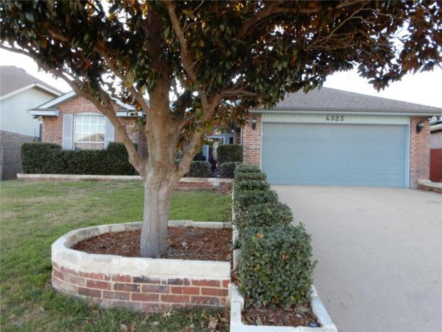 4323 Meriden Court, Grand Prairie, TX 75052 (MLS #13759488) :: The Holman Group