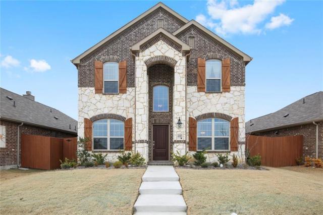 4103 Portrush Drive, Forney, TX 75126 (MLS #13759514) :: Team Hodnett