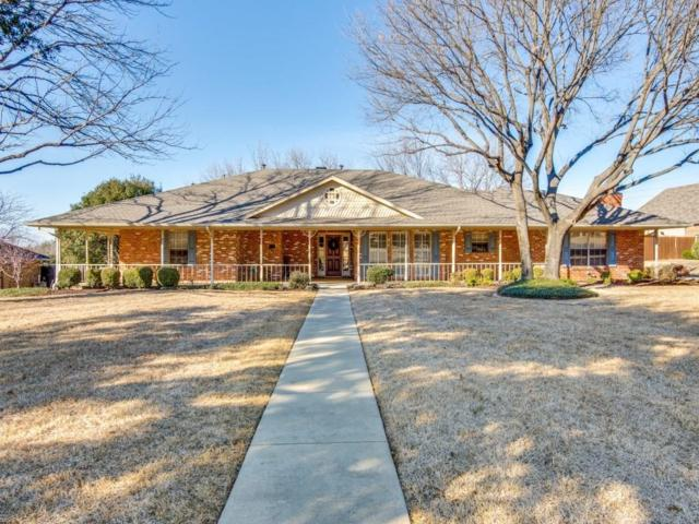 2235 High Country Drive, Carrollton, TX 75007 (MLS #13759531) :: RE/MAX Town & Country