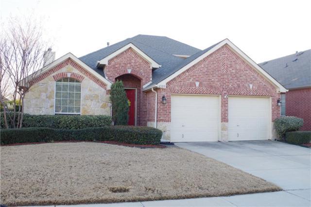 4509 Marguerite Lane, Fort Worth, TX 76123 (MLS #13759549) :: The Holman Group