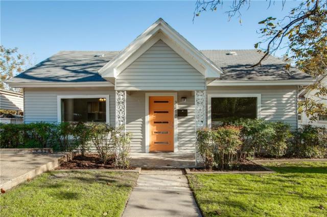 3518 Virginia Boulevard, Dallas, TX 75211 (MLS #13759562) :: Team Hodnett
