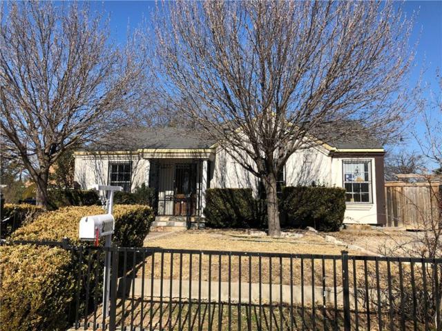 2833 Gladstone Drive, Dallas, TX 75211 (MLS #13759576) :: RE/MAX Town & Country