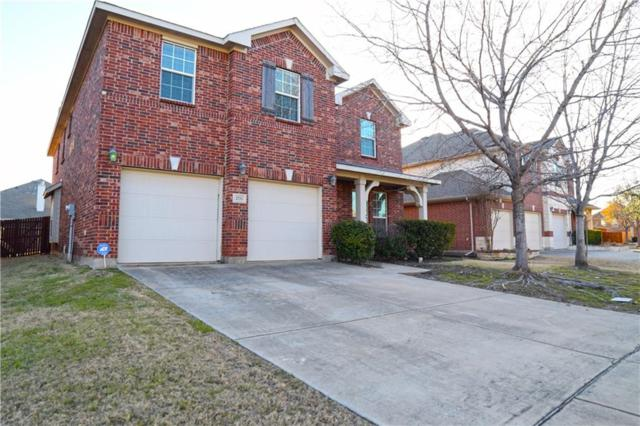 2736 Treasure Cove Drive, Lewisville, TX 75056 (MLS #13759606) :: Robinson Clay