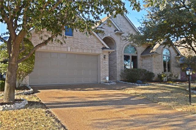 2627 Cedar View Drive, Arlington, TX 76006 (MLS #13759613) :: The Holman Group