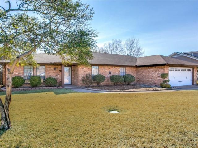 701 Regency Drive, Hurst, TX 76054 (MLS #13759618) :: The Chad Smith Team