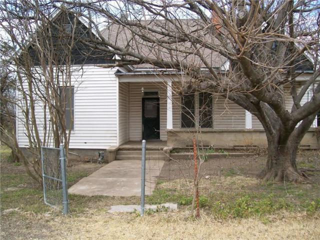 302 Elizabeth Street, Hico, TX 76457 (MLS #13759641) :: Team Hodnett