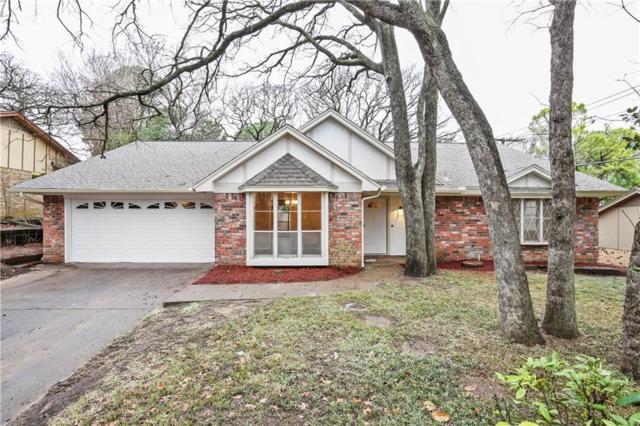 802 Tanglewood Lane, Arlington, TX 76012 (MLS #13759658) :: Team Hodnett