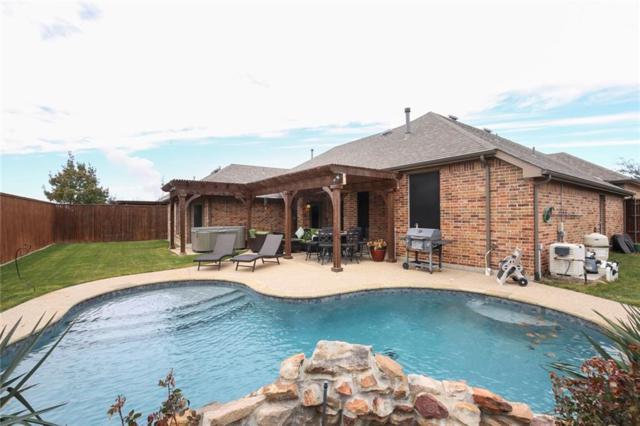 1014 Ranger Road, Forney, TX 75126 (MLS #13759696) :: Team Hodnett