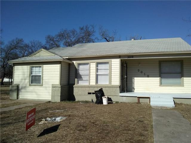 3019 Kilburn Avenue, Dallas, TX 75216 (MLS #13759720) :: The Holman Group