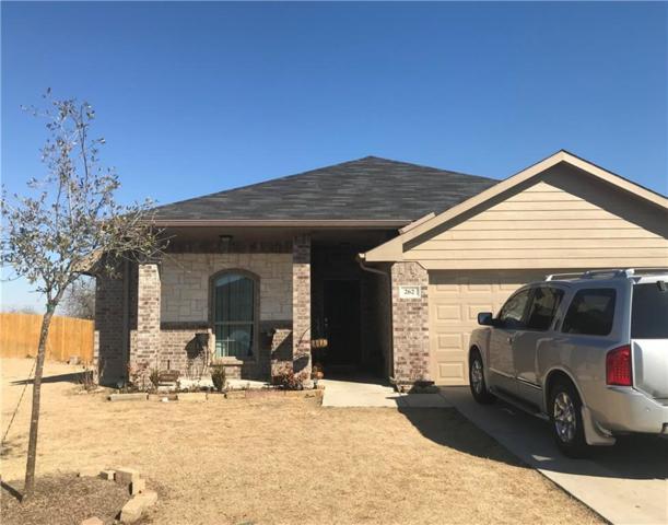 262 Meadowcrest Drive, Terrell, TX 75160 (MLS #13759745) :: Team Hodnett