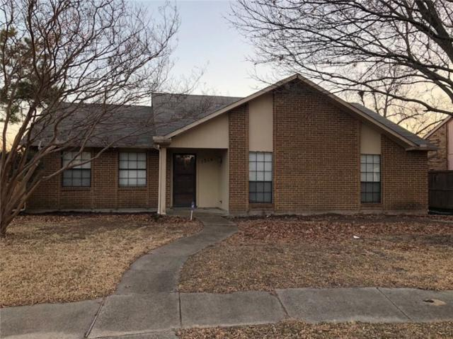 1314 Timbercreek Court, Allen, TX 75002 (MLS #13759827) :: RE/MAX Town & Country
