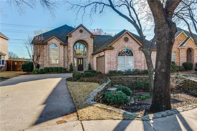 2912 Parkhaven Drive, Flower Mound, TX 75022 (MLS #13759831) :: Frankie Arthur Real Estate