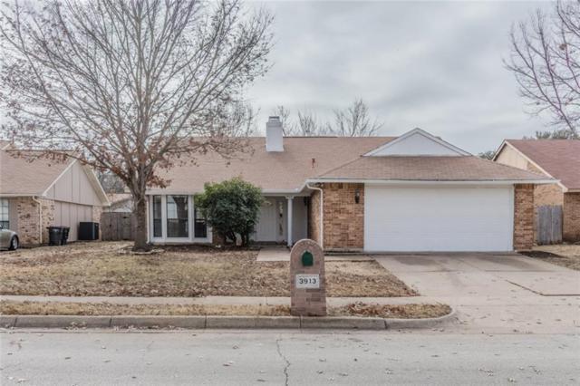 3913 Seven Gables Street, Fort Worth, TX 76133 (MLS #13759848) :: Team Hodnett