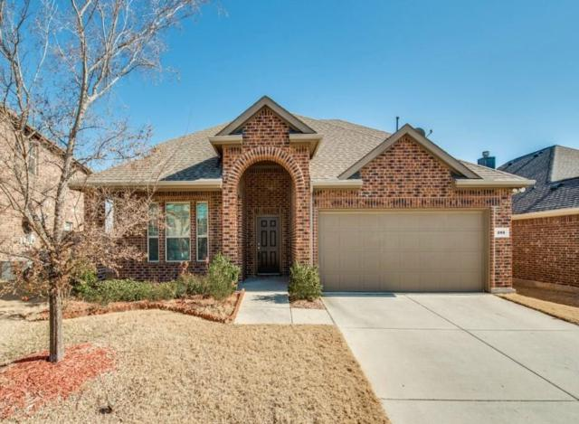 205 Sandy Creek Way, Mckinney, TX 75070 (MLS #13759902) :: Frankie Arthur Real Estate