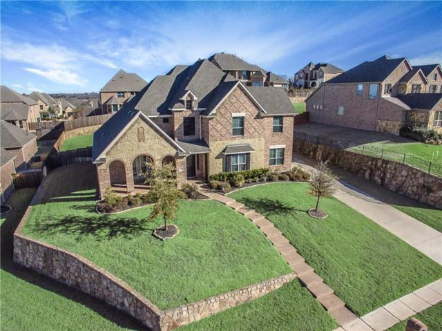 1617 Emerald Knoll Court, Keller, TX 76248 (MLS #13759912) :: The Chad Smith Team