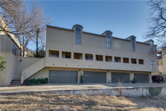 3509 Dickason Avenue #3, Dallas, TX 75219 (MLS #13759925) :: RE/MAX Town & Country