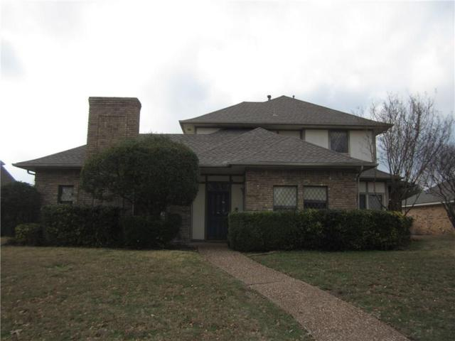 2805 Bedfordshire Lane, Plano, TX 75075 (MLS #13759941) :: RE/MAX Town & Country