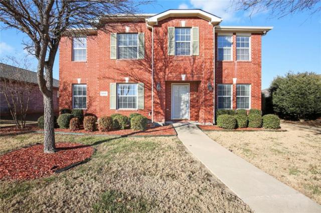 12510 Canoe Road, Frisco, TX 75035 (MLS #13759963) :: RE/MAX Town & Country