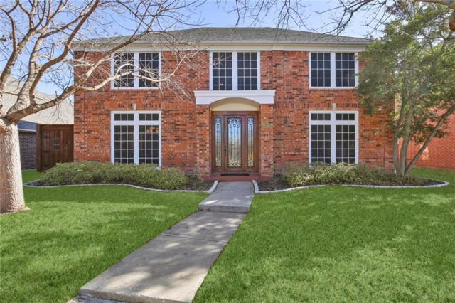 6540 Grovewood Drive, Plano, TX 75023 (MLS #13760027) :: Team Hodnett