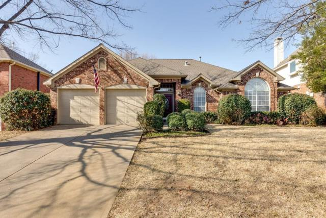 2733 Hidden Lake Drive, Grapevine, TX 76051 (MLS #13760072) :: The Rhodes Team