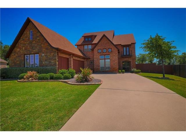 7384 Hinton Drive, Mansfield, TX 76063 (MLS #13760073) :: RE/MAX Town & Country