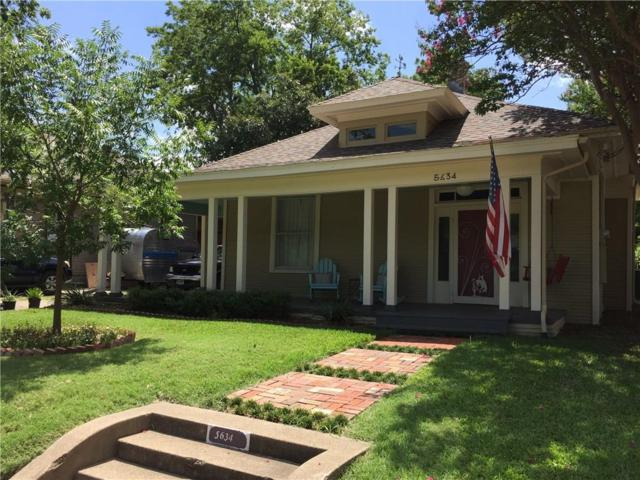 5634 Worth Street, Dallas, TX 75214 (MLS #13760115) :: RE/MAX Town & Country