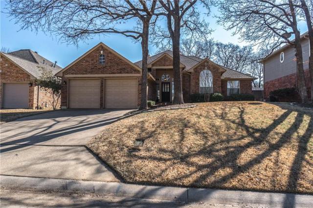 2535 Rosedale Street, Highland Village, TX 75077 (MLS #13760143) :: The Rhodes Team