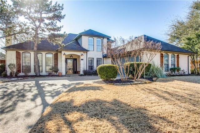 2128 Mcdaniel Circle, Plano, TX 75075 (MLS #13760155) :: Frankie Arthur Real Estate