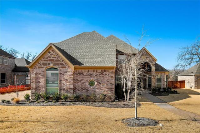 657 Indian Creek Drive, Trophy Club, TX 76262 (MLS #13760156) :: Team Hodnett