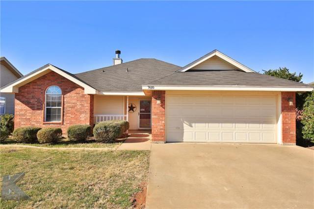 7610 Patricia Lane, Abilene, TX 79606 (MLS #13760230) :: Team Hodnett