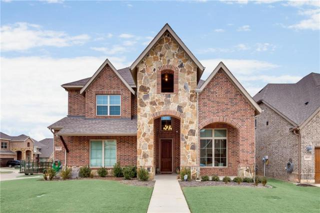 811 Bandelier Lane, Mansfield, TX 76063 (MLS #13760248) :: The Chad Smith Team