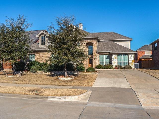1627 Westfield Way, Allen, TX 75002 (MLS #13760305) :: Frankie Arthur Real Estate