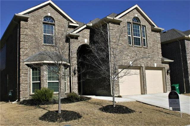 14217 Winter Hill Drive, Little Elm, TX 75068 (MLS #13760309) :: The Cheney Group