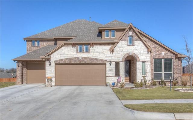 905 Robles Way, Burleson, TX 76028 (MLS #13760321) :: Team Hodnett
