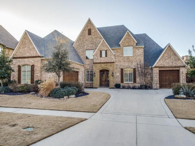 4083 Castle Bank Lane, Frisco, TX 75033 (MLS #13760333) :: The Cheney Group