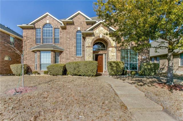 10612 Coach House Lane, Frisco, TX 75035 (MLS #13760374) :: The Cheney Group